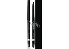 Rimmel London Exaggerate automatická voděodolná tužka na oči 262 Blackest Black 0,28 g