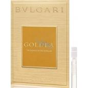 Bvlgari Goldea parfémovaná voda pro ženy 1,5 ml s rozprašovačem, Vialka