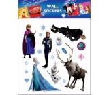 Samolepky na stenu Disney Ľadové kráľovstvo 30 x 30 cm
