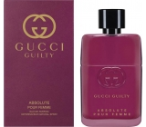 Gucci Guilty Absolute pour Femme toaletná voda pre ženy 90 ml