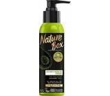 Nature Box Avokádo Regenerační krém na vlasy přírodní pro všechny typy vlasů, bez fixace se 100% za studena lisovaným olejem, vhodné pro vegany 150 ml