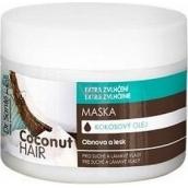 Dr. Santé Coconut Kokosový olej maska pre suché a lámavé vlasy 300 ml