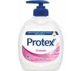 Protex Cream antibakteriálne tekuté mydlo s pumpičkou 300 ml