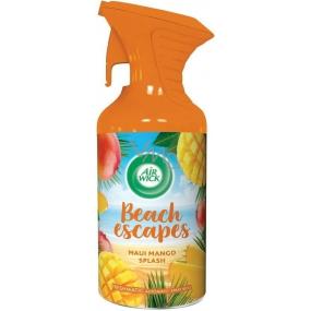 Air Wick Beach Escapes Maui mangové šplíchnutí osviežovač vzduchu sprej 250 ml
