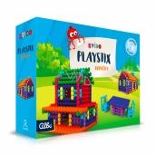 Albi Benjamín Playstix stavebnica Domčeky odporúčaný vek 5 - 10 rokov