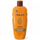 Nubian OF6 mléko na opalování 200 ml