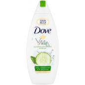 Dove Go Fresh Touch Uhorka & Zelený čaj sprchový gél 250 ml