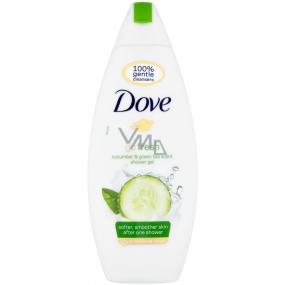 Dove Go Fresh Touch Okurka & Zelený čaj sprchový gel 250 ml