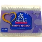 Abella Vatové tyčinky v krabičce 200 kusů
