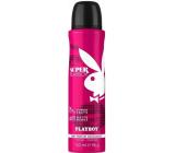 Playboy Super playboy for Her dezodorant sprej pre ženy 150 ml