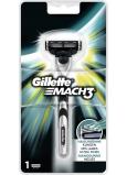 Gillette Mach 3 strojček 1 kus