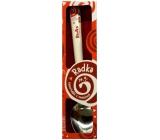 Nekupto Twister Lžička se jménem Radka červená 16 cm 1 kus