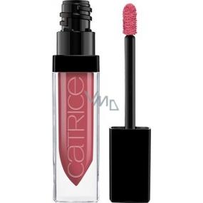 Catrice Shine Appeal Fluid Lipstick tekutá rtěnka 070 Better Make A Mauve 5 ml