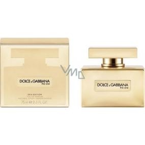 Dolce & Gabbana The One Female parfémovaná voda limitovaná edice 2014 50 ml