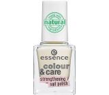 Essence Colour & Care Strengthening Nail Polish lak na nehty 04 Lean On Me 8 ml