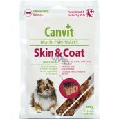 Canvit Health Care Snacks Skin & Coat Maškrta pre psov na regeneráciu kože a kvality srsti 200 g