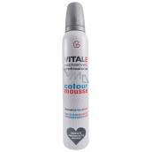Vitale Exclusively Professional farbiace penové tužidlo Graphite - Grafitová 200 ml
