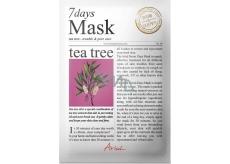 Ariul Tea Tree čistiaca textilné maska na tvár 20 g