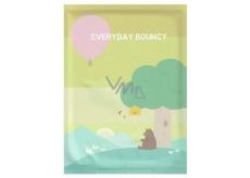 PacKage Everyday Bouncy - V oblacích pečující textilní maska na obličej 25 g