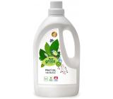 Real Green Clean univerzálny prací gél na biele i farebné prádlo 42 dávok 1,5 l