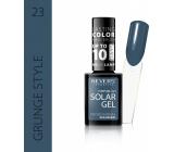 Reverz Solar gél lak na nechty odtieň 23, 12 ml