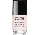 Gabriella salva Longlasting Enamel lak na nechty 52 Mystic Nude 11 ml