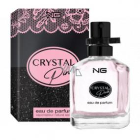NG Crystal Pink toaletná voda pre ženy 15 ml