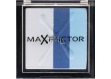 Max Factor Max Effect Trio Eye Shadows oční stíny 07 Over The Ocean 3,5 g