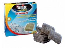 ARIX Drôtené napustené vankúšiky, citrónová vôňa 12 kusov