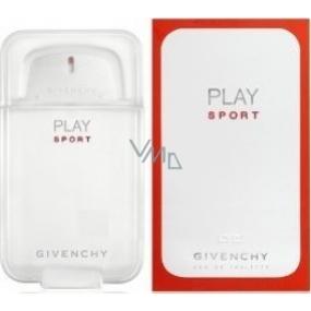 Givenchy Play Sport toaletní voda pro muže 50 ml