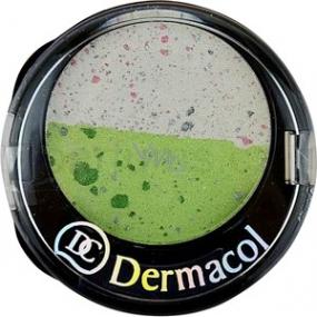 Dermacol Duo Mineral Moon Effect Eye Shadow očné tiene 02 3 g