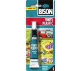 Bison Vinyl Plastic lepidlo na mäkčené plasty sa záplatou vodeodolné 25 ml