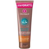 Dermacol Sun After Sun Čokoláda a pomaranč sprchový gél po opaľovaní 250 ml