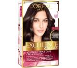Loreal Paris Excellence Creme barva na vlasy 3 hnědá tmavá