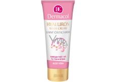 Dermacol Hyaluron Wash Cream jemný čistící krém 100 ml