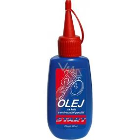 Štart Olej na kolesá a univerzálne použitie 60 ml