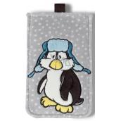 Nici Tučniak Ilja Plyšový obal na mobil 10 x 15,5 cm