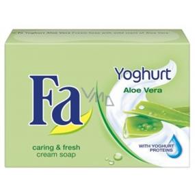 Fa Yoghurt Aloe Vera krémové toaletné mydlo 90 g
