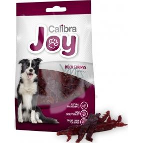 Calibra Joy Kačacie mäso doplnkové krmivo pre psov 80 g