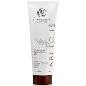 Vita Liberata Fabulous Samoopalovací tónovací krém v odstínu Dark - tmavý 100 ml