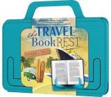 If The Travel Book Rest Cestovní držák na knihu/tablet Modrý 180 x 10 x 142 mm
