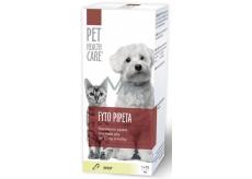 Pet Health Care Fytopipeta Repelentný pipeta pes, mačka do 10 kg 1 x 15 ml
