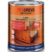 Colorlak Celomat C1038 nitrocelulózový matný lak na drevený nábytok 0,75 ml