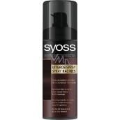 Syoss Root Retoucher Sprej na odrasty Čierny 120 ml