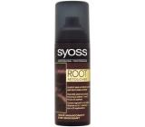 Syoss Root Retoucher sprej na odrosty Tmavě mahagonový 120 ml