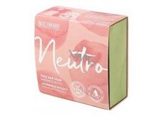 Real Saboaria Neutro luxusní pleťové mýdlo s jemnou vůní heřmánku 100 g