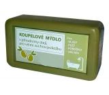 Kappus Oliva Jádrové tvrdé přírodní mýdlo pro lupenózní pokožku na tělo i vlasy 150 g