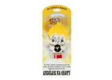Albi Anjelik strážníček - Anjelik na cesty prívesok 8,5 cm