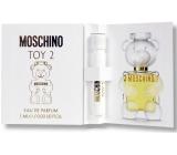 Moschino Toy 2 toaletná voda pre ženy 1 ml s rozprašovačom, vialky