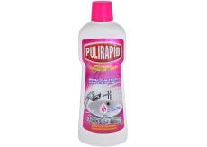 Pulirapid Aceto na vápenaté usadeniny tekutý čistič s prírodným octom 500 ml